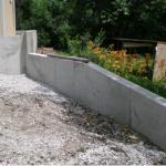 Concrete Wall Demolition